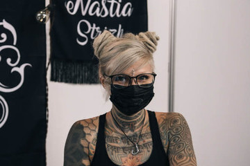 Russian Tattoo Expo