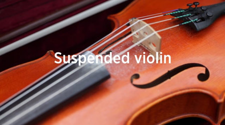 Suspended Violin (edited)